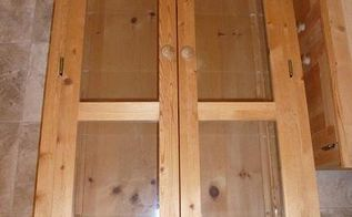 q what paint to use on unfinished pine cabinet for rustic look, chalk paint, painted furniture, rustic furniture