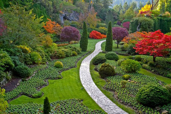 beautiful garden design ideas landscape outdoor living - Garden Design Ideas