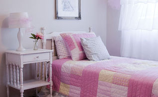 little girl s princess room makeover, bedroom ideas, home decor