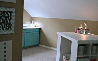 craft room makeover, cleaning tips, craft rooms, home decor, storage ideas