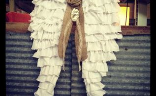 lovely shabby angel wings, crafts
