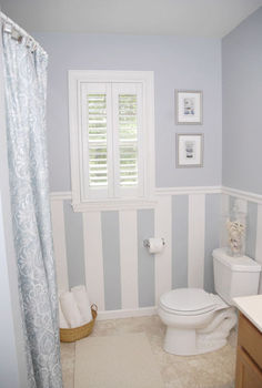88 bathroom makeover, bathroom ideas, home decor, It s amazing what 88 can do