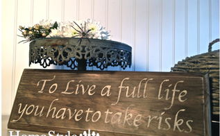 turning new wood into barn wood, woodworking projects, Sign made with new aged barn wood