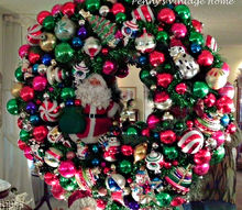 http penny pennystreasures blogspot com 2013 07 christmas in july html, christmas decorations, seasonal holiday decor, wreaths