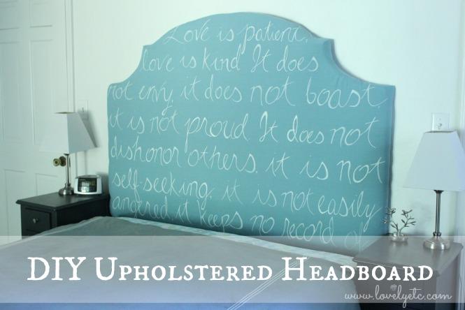 one of a kind diy upholstered headboard, bedroom ideas, diy, how to, - One Of A Kind DIY Upholstered Headboard Hometalk