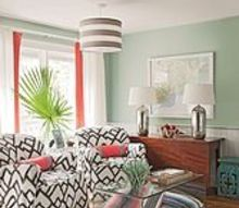 a colorful carefree cottage, bedroom ideas, dining room ideas, home decor