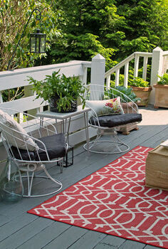professional vs diy sometimes it s ok to hire a pro, outdoor furniture, painted furniture