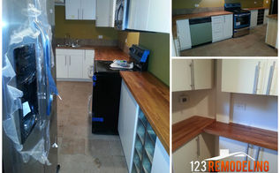 basement kitchen addition, basement ideas, home improvement, kitchen design