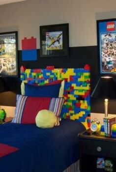 lego room, bedroom ideas, home decor, painting