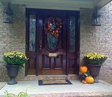 fall decorating doesn t have to be scary, decks, halloween decorations, seasonal holiday decor