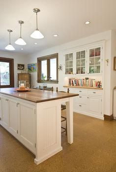 farmhouse kitchen remodel, doors, home decor, home improvement, kitchen design, kitchen island