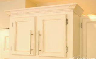 adding instant drama to kitchen cabinets, diy, home decor, kitchen cabinets, kitchen design, woodworking projects, STEP 5 Prevent Sagging by gripping the corners tightly in place and using tape to keep them tightly bound
