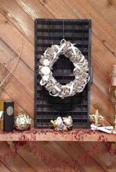 how to make a burlap wreath, crafts, wreaths