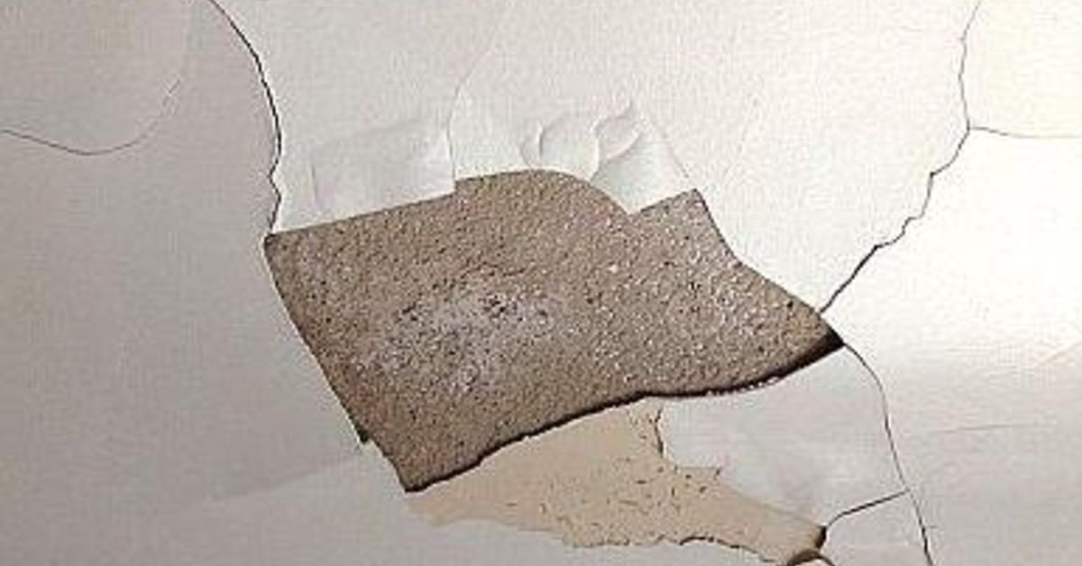 How To Fix Plaster Walls Hometalk