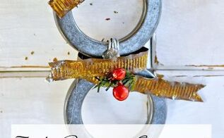 junky snowman, crafts, repurposing upcycling