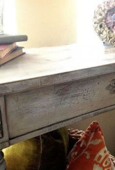 diy 25 table upcycle amp my first annie sloan experience, chalk paint, painted furniture, 25 Table and My First Time Using Annie Sloan Chalk Paint