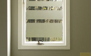 contact paper window, bathroom ideas, windows