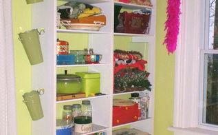 diy built in bookcase, storage ideas, DIY Built In Bookcase