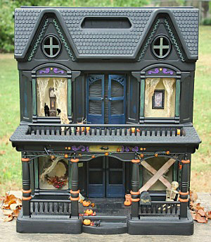 easy halloween decoration to make crafts halloween decorations seasonal holiday decor i
