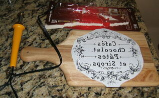 woodworker s transfer tool, tools, woodworking projects, Woodworker s Transfer Tool Cutting Board Graphic from The Graphic s Fairy Follow the link at the top of my blog to order this tool