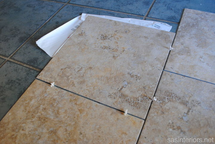 Installing Groutable Luxury Vinyl Tile Hometalk