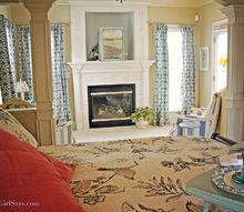 favorite room master bedroom, bedroom ideas, home decor, Our master bedroom sitting room