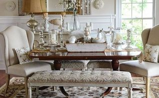 pulling it all together stonegable, dining room ideas, home decor
