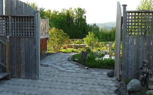 build a walkway with recovered wall retaining blocks, concrete masonry, diy, landscape, outdoor living, Paving Walkway See building instructions