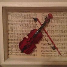 shadow box, crafts