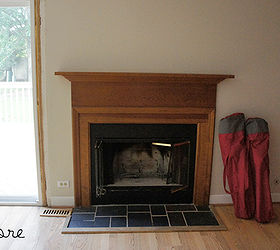 Easy Tiling With Smart Tiles, Diy, Fireplaces Mantels, Home Decor, Living  Room Part 29