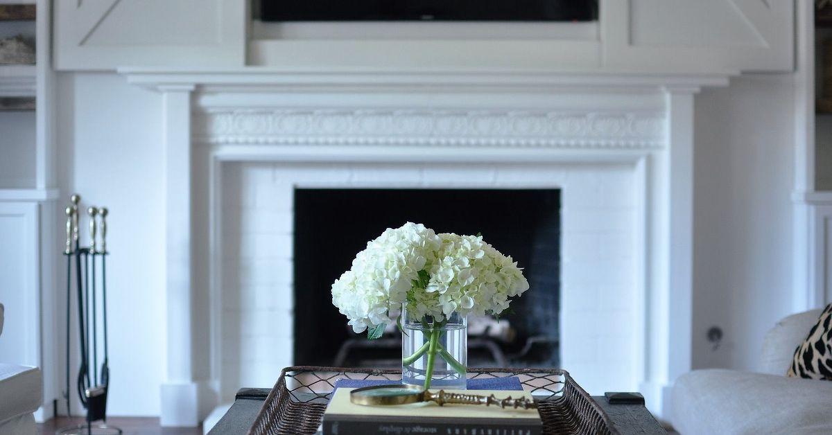 Diy Fireplace Mantel Reveal Hometalk