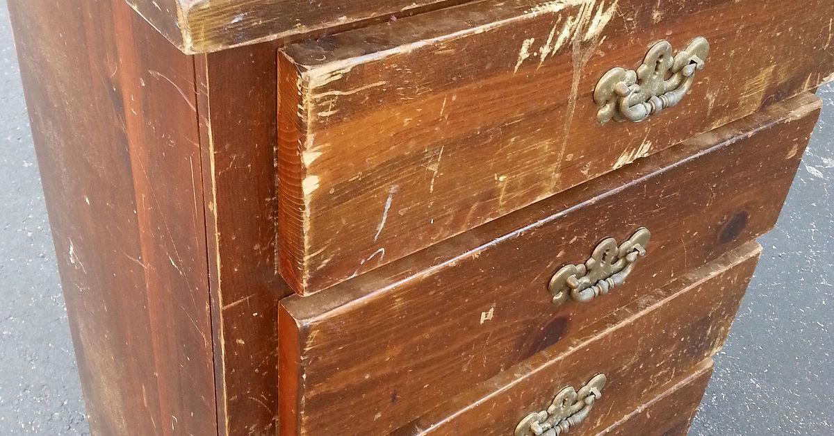 Repurposed Chest Of Drawers To Bookshelf Hometalk