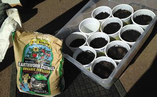 starting our garden with some help wiggle worm soil builder, go green, homesteading, Starting our garden with some help from the awesome people at Wiggle Worm Soil Builder Des Moines IA