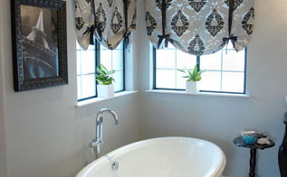 master bathroom remodel, bathroom ideas, diy, home decor, home improvement, The tub after