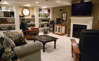 my basement media room man cave, basement ideas, entertainment rec rooms, home decor, Current Basement media room man cave