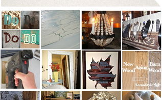 favorite projects of 2012, crafts, home decor, Favorite of each month plus one extra for fun
