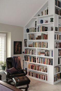 custom bookcase, storage ideas, Custom bookcase