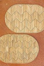 raffia place mat diy, crafts