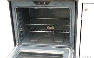 how to clean your oven naturally, appliances, cleaning tips, Tada clean oven