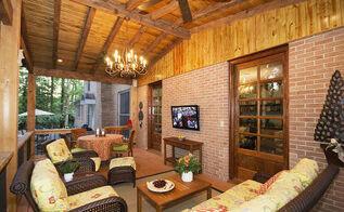 carpet for a covered deck, decks, flooring, home decor