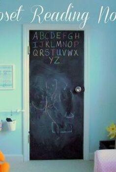 closet reading nook for kids, closet, home decor