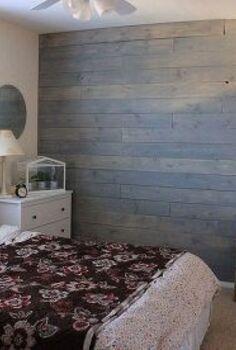 cozy guest room redo, bedroom ideas, home decor, wall decor