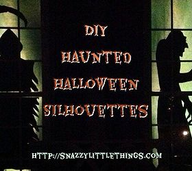 Diy haunted house decor