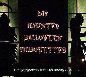 Diy haunted house decor