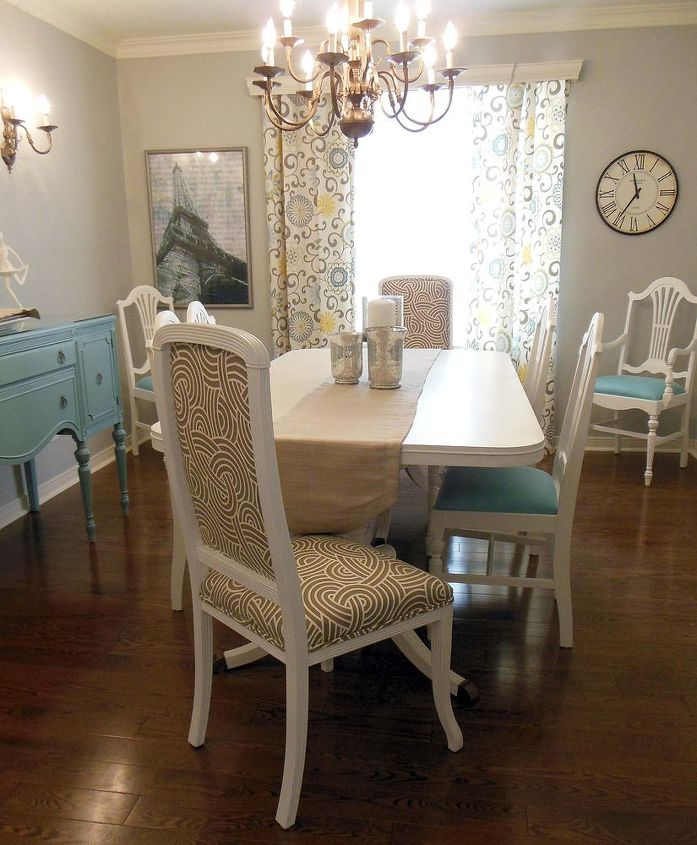 Painting Dining Room Furniture