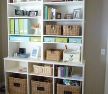 2 piece bookshelf for our bedroom, painted furniture, storage ideas, woodworking projects, our new 2 piece bookshelf