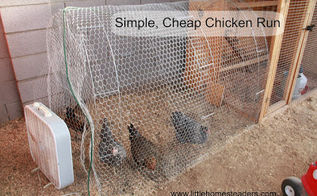 keeping backyard chickens, homesteading, pets animals, Our homemade chicken run for the older girls