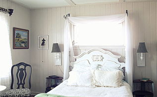 guest room makeover, bedroom ideas, home decor, The after