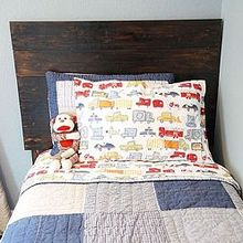 30 diy headboard, diy, how to, repurposing upcycling, woodworking projects, The final product