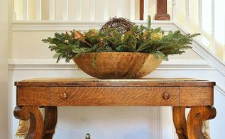 christmas stairs and entryway, foyer, seasonal holiday d cor, stairs